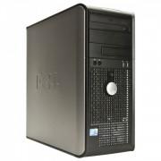 Calculator Dell OptiPlex 760, Intel Core2 Quad Q9550 2.83GHz, 4GB DDR2, 160GB SATA, DVD-RW
