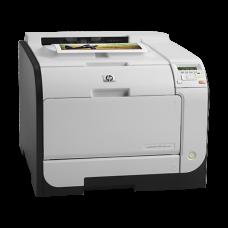Imprimanta Laser Color HP LaserJet Pro 400 M451dn, Duplex, Retea, USB, 21ppm