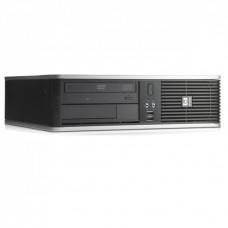 Calculator HP DC7800 SFF, Intel Core 2 Duo E6750 2.66GHz, 4GB DDR2, 160GB SATA, DVD-RW