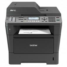 Multifunctionala BROTHER MFC 8520DN, A4, Duplex, Scanner, Copiator, Printer si Fax, Retea si USB, 36 ppm + Toner si Unitate Drum Noi