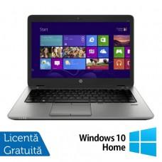 Laptop HP Elitebook 840 G2, Intel Core i5-5200U 2.20GHz, 8GB DDR3, 128GB SSD, HD + Windows 10 Home
