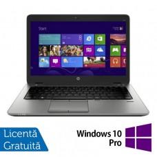 Laptop HP Elitebook 840 G2, Intel Core i5-5200U 2.20GHz, 8GB DDR3, 128GB SSD, HD + Windows 10 Pro