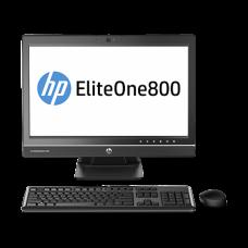 All In One HP 800 G1 ELITEONE, 23 Inch, Intel Pentium G3220 3.00GHz, 4GB DDR3, 500GB SATA, Grad B