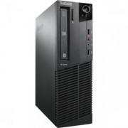 Calculator LENOVO Thinkcentre M83 SFF, Intel Core i3-4130 3.40GHz, 4GB DDR3, 500GB SATA, DVD-ROM