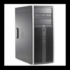 Calculator HP 6200 Pro Mt Tower, Intel Core i3-2100 3.10GHz, 4GB DDR3, 250GB SATA, DVD-ROM