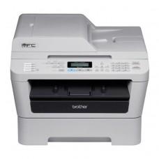 Multifunctionala Laser Monocrom Brother MFC-7360N, A4, 24ppm, 2400 x 600, Fax, Scanner, Copiator, Retea, USB
