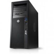 Workstation HP Z420, Intel Xeon E5-2620 V2 2.10GHz-2.60GHz HEXA Core, 32GB DDR3 ECC, 1TB SATA + 240GB SSD, Nvidia Quadro 4000 2GB GDDR5
