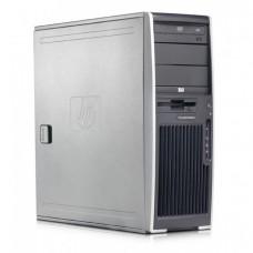 Workstation HP XW6200, 2 x XEON 3.2 GHz, 2GB DDR2 ECC, 40GB SATA, DVD-ROM, NVIDIA QUADRO NVS 440