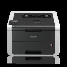 Imprimanta Brother HL-3150CDW, Laser Color, A4, 18ppm, Retea, USB, Wireless, Toner Low