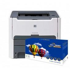 Imprimanta HP 1320 cu cartus nou Q5949x (6000pagini)