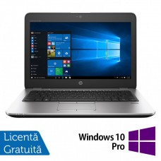 Laptop Hp EliteBook 820 G3, Intel Core i5-6200U 2.30GHz, 8GB DDR3, 240GB SSD, 12.5 Inch + Windows 10 Pro