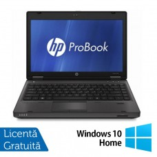 Laptop HP ProBook 6360B, Intel Core i5-2410M 2.30GHz, 4GB DDR3, 320GB SATA, DVD-RW, 13 Inch + Windows 10 Home