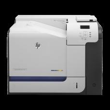 Imprimanta laser color Hp 500 M551DN, USB, Retea, Duplex, 33 ppm, 1200 x 1200 dpi, Fara Cartuse