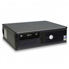 Calculator DELL GX520 Desktop, Intel Celeron D 3.06GHz, 1GB DDR2, 80GB SATA, DVD-ROM
