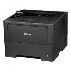 Imprimanta BROTHER HL-6180DW, Wireless, 40PPM, Duplex, Retea, USB, 1200 x 1200, Laser, Monocrom, A4