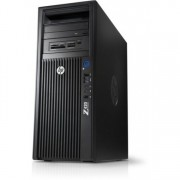 Workstation HP Z420, CPU Intel Xeon E5-1620 V2 3.70GHz-3.90GHz Quad Core, 8GB DDR3 ECC, 1TB HDD, nVidia Quadro K2000/2GB GDDR5, DVD-RW