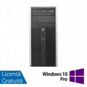 Calculator HP 6300 Tower, Intel Core i5-3470s 2.90GHz, 8GB DDR3, 500GB SATA, DVD-ROM + Windows 10 Pro