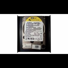 Hard Disk WD VelociRaptor 160GB, 2.5 Inch, 10K RPM + Adaptor pentru PC 3,5 Inch, Second Hand