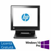 Sistem POS HP RP7 7800, Procesor Intel G540 2.50GHz, 2GB DDR3, 320GB SATA + Windows 10 Pro