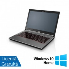 Laptop Fujitsu Lifebook E744, Intel Core i5-4200M 2.50GHz, 8GB DDR3, 120GB SSD, 14 Inch + Windows 10 Home