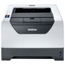 Imprimanta Laser Monocrom Brother HL-5340D, 32 ppm, 1200 x 1200, Duplex, USB, Cartus si Unitate Drum Noi