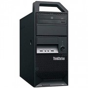 Workstation Lenovo ThinkStation E30 Tower, Intel Xeon Quad Core E3-1230 3.20GHz-3.60GHz, 8GB DDR3, 1TB SATA, nVidia Quadro 2000/1GB, DVD-ROM