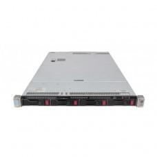 Server HP ProLiant DL360 G9, 1U, 2x Intel (12 Core) Xeon E5-2673 V3 2.4 GHz, 32GB DDR4/2133P ECC Reg, 4 x 3TB HDD, Raid Controller HP P440ar/2GB, 4-port Ethernet 331i + 2-port InfiniBand FDR/Ethernet 40Gb 544+, iLO 4 Advanced, 2x Surse HS 1400W