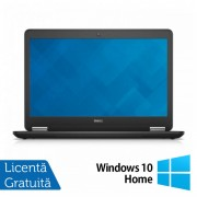 Laptop Dell Latitude E7450, Intel Core i7-5600U 2.60 GHz, 16GB DDR3, 512GB SSD, LED Display, HDMI, Full HD, Webcam, 14 Inch + Windows 10 Home