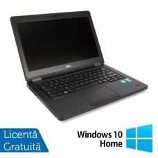 Laptop DELL Latitude E5450, Intel Core i5-5200U 2.20GHz, 8GB DDR3, 500GB SATA, 14 Inch + Windows 10 Home