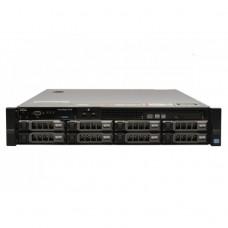Server Dell PowerEdge R720, 2x Intel Xeon Deca Core E5-2650L V2, 1.70GHz - 2.10GHz, 24GB DDR3 ECC, 2 x 2TB HDD SATA, Raid Perc H710 mini, Idrac 7 Enterprise, 2 surse HS