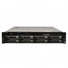 Server Dell PowerEdge R720, 2x Intel Xeon Deca Core E5-2650L V2, 1.70GHz - 2.10GHz, 128GB DDR3 ECC, 2 x HDD 1.2TB SAS/10K + 4x 4TB HDD SATA, Raid Perc H710 mini, Idrac 7 Enterprise, 2 surse HS