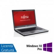 Laptop FUJITSU SIEMENS E734, Intel Core i5-4300M 2.60GHz, 8GB DDR3, 120GB SSD, 13.2 inch + Windows 10 Pro