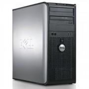 Calculator Dell OptiPlex 380 Tower, Intel Core 2 Duo E7500 2.80GHz, 4GB DDR2, 250GB SATA