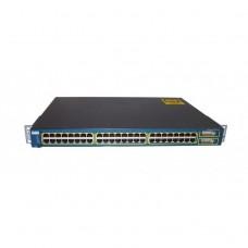 Switch Cisco Catalyst 2950G-48, 48 porturi 10/100 + 2 x GBIC - managed
