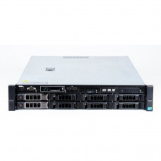 Server DELL PowerEdge R510, Rackabil 2U, 2x Intel Hexa Core Xeon X5650 2.66GHz - 3.06GHz, 32GB DDR3 ECC Reg, 4x 146GB HDD SAS/15K + 2x 1TB HDD SATA, Raid Controller SAS/SATA DELL Perc H700/512MB, iDRAC 6 Enterprise, 2x Sursa HS