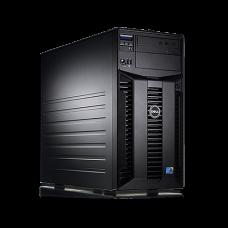 Server Dell PowerEdge T310 Tower, Intel Core i3-540 3.06GHz, 16GB DDR3-ECC, Hard Disk 4 x 2TB SATA, Raid Perc H200, Idrac 6 Enterprise, 2 PSU Hot Swap