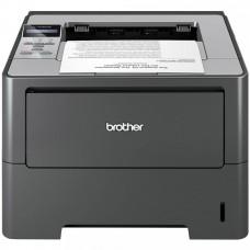 Imprimanta Laser Monocrom Brother HL-6180DW, Duplex, A4, 40ppm, 1200 x 1200, Wireless, Retea, USB, Toner si Unitate Drum Noi