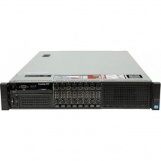 Server Dell PowerEdge R720, 2x Intel Xeon Hexa Core E5-2640 2.50GHz - 3.00GHz, 256GB DDR3 ECC, 2 x 250GB SSD Samsung + 6 x 1TB SSD Samsung , Raid Perc H710 mini, Idrac 7, 2 surse HS
