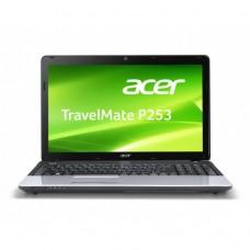 Laptop Acer TravelMate P253, Intel Core i3-3110M 2.40GHz, 4GB DDR3, 120GB SSD, DVD-RW, 15.6 Inch, Webcam, Tastatura Numerica