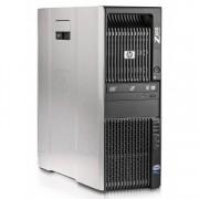 Workstation HP Z600, 1 x Intel Xeon Quad Core E5620 2.40GHz-2.66GHz, 8GB DDR3 ECC, 500GB SATA, DVD-ROM, Placa video Gaming Geforce GTX 750, 4GB GDDR5, 128Bit