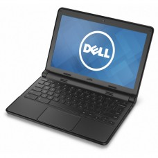 Laptop Dell Chromebook 3120, Intel Celeron N2840 2.16GHz, 2GB DDR3, 16GB SSD, 11.6 Inch, Webcam, Chrome OS